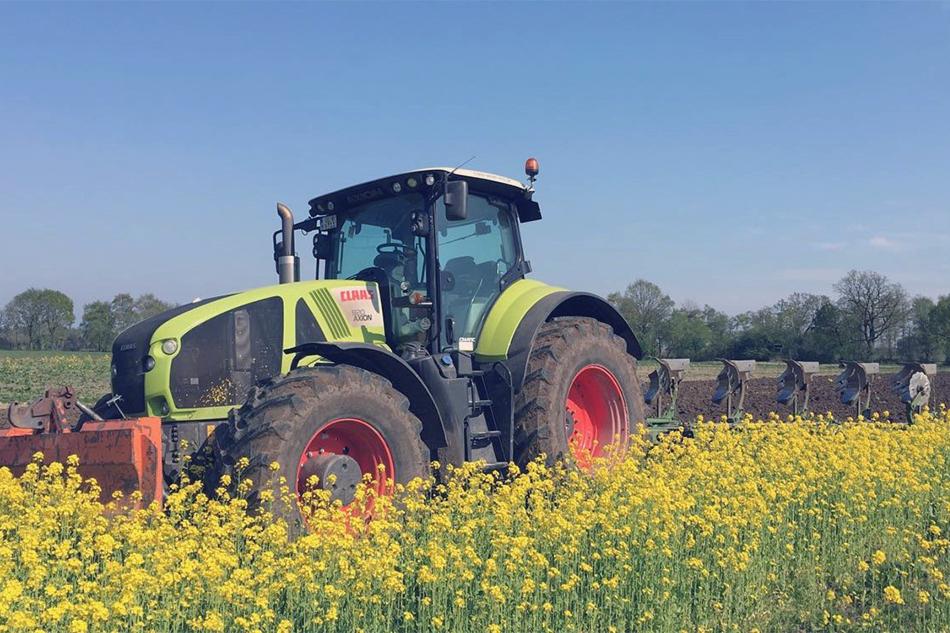 Bodenmaschinen von Agrarservice Meyer