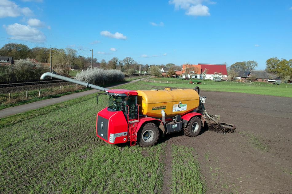Bodenpflege von Agrarservice Meyer