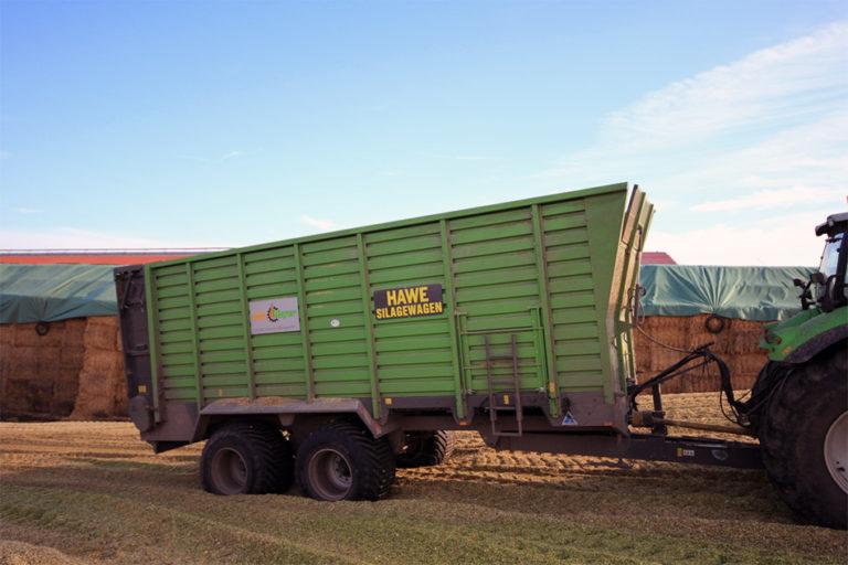 Transportwagen von Agrarservice Meyer