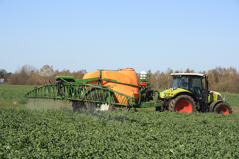 Pflanzenschutz von Agrarservice Meyer