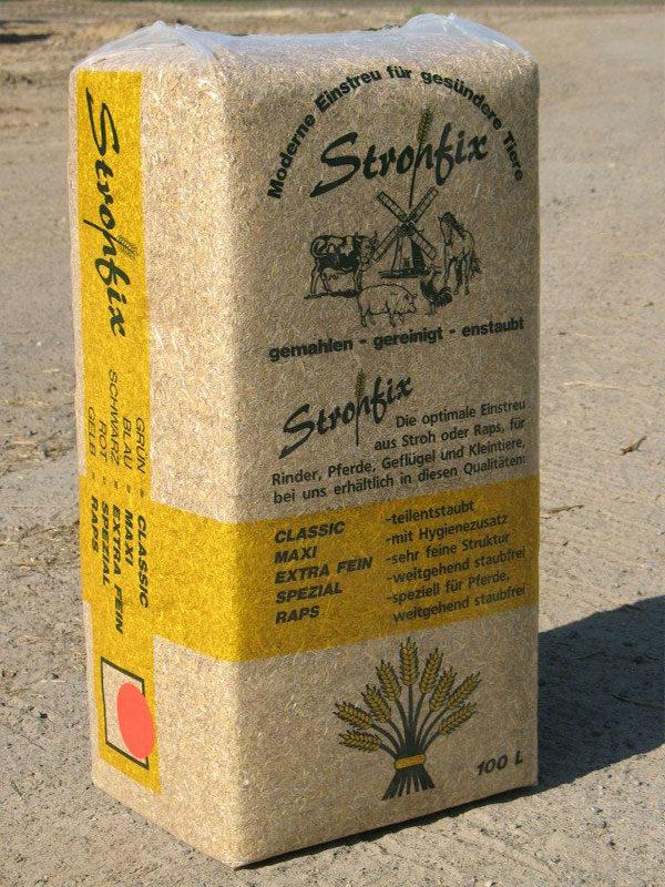 Strohfix Spezial verpackt